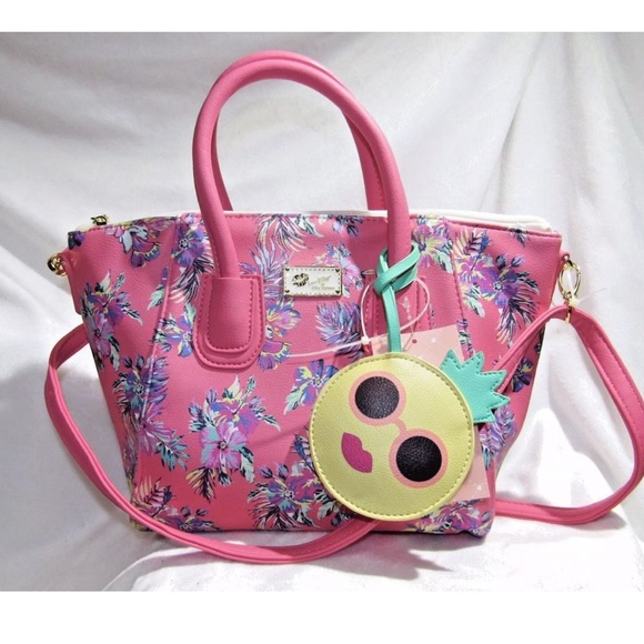 45a95f937 Betsey Johnson Bags | Quinn Mini Satchel Shoulder Bag Nwt | Poshmark